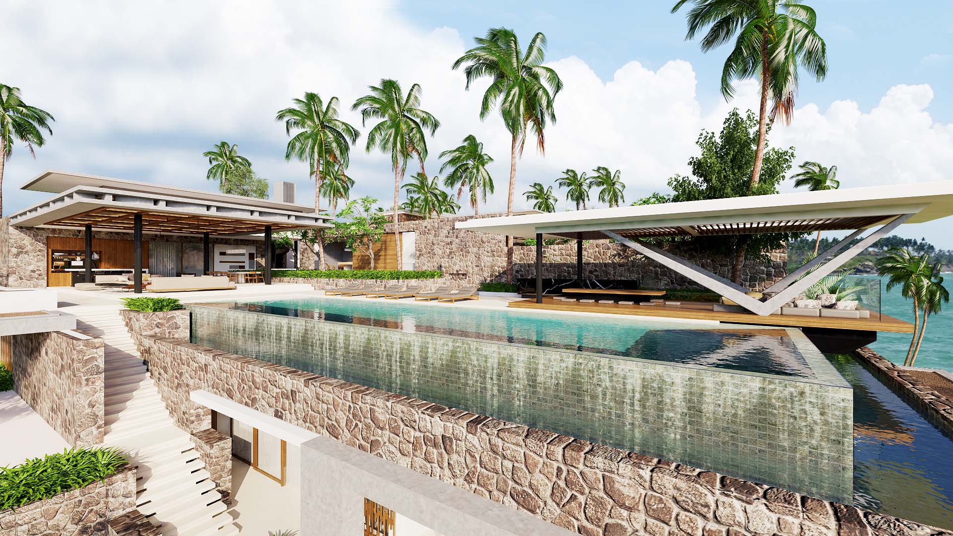 Projects Photo/2 Villas in Sri Lanka, Thangalla/thangalla-villa-1-pool