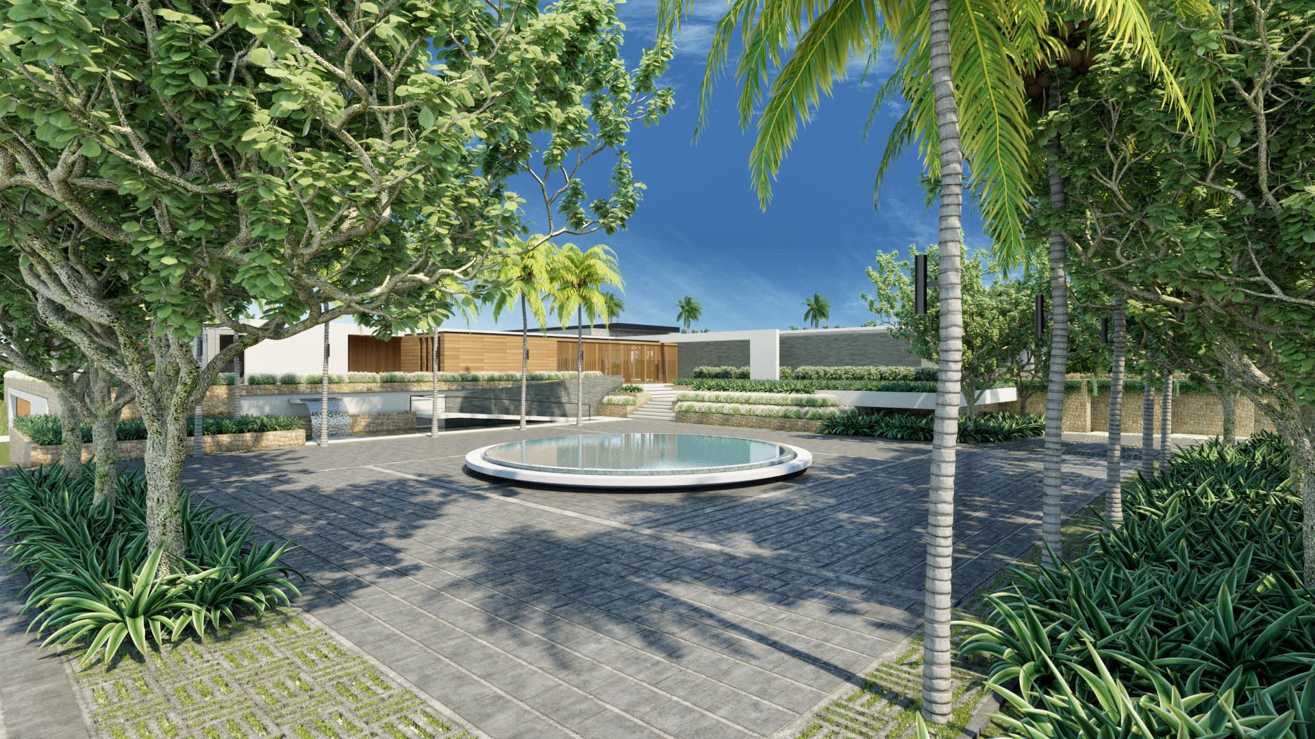 Projects Photo/PQ Residence/clubhouse-day-01