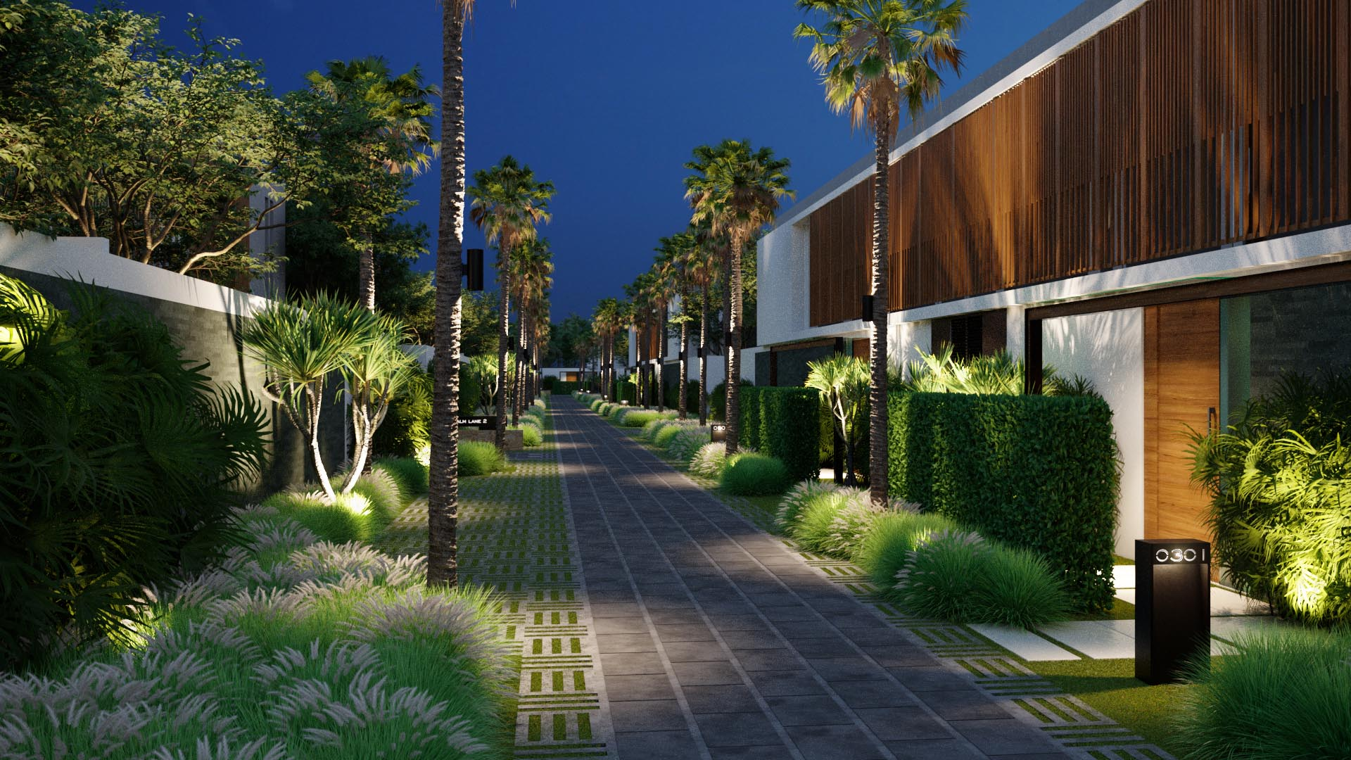 Projects Photo/PQ Residence/street-view-villa-a-n-b-night