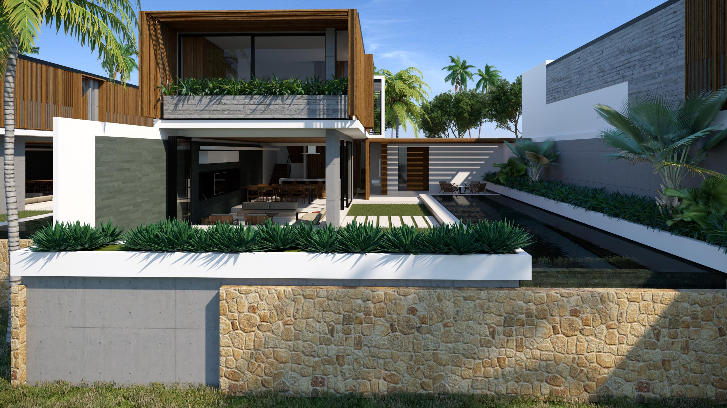 Projects Photo/PQ Residence/villa-c-2-bed-garden-view