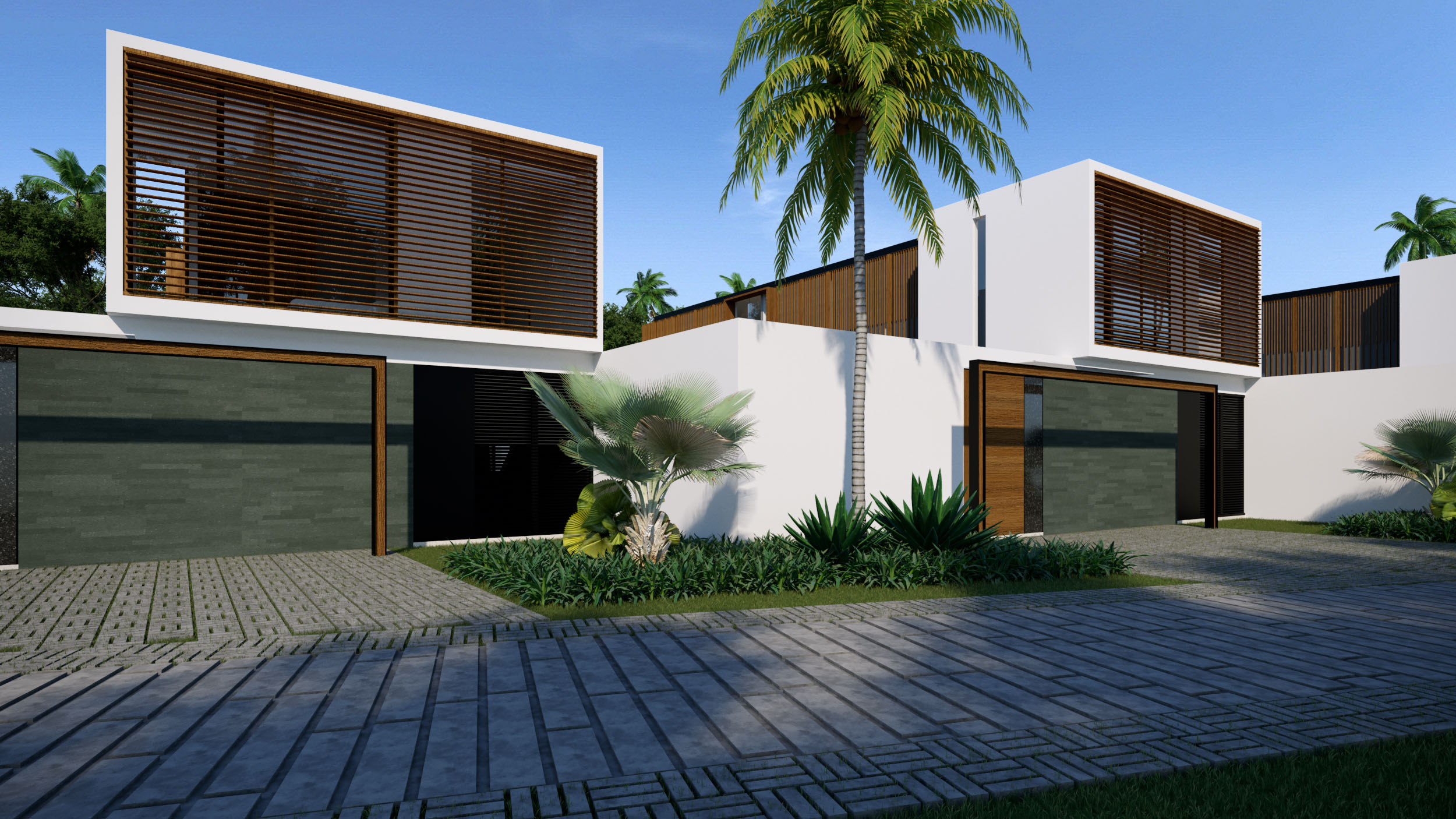 Projects Photo/PQ Residence/villa-c-2-bed-street-view