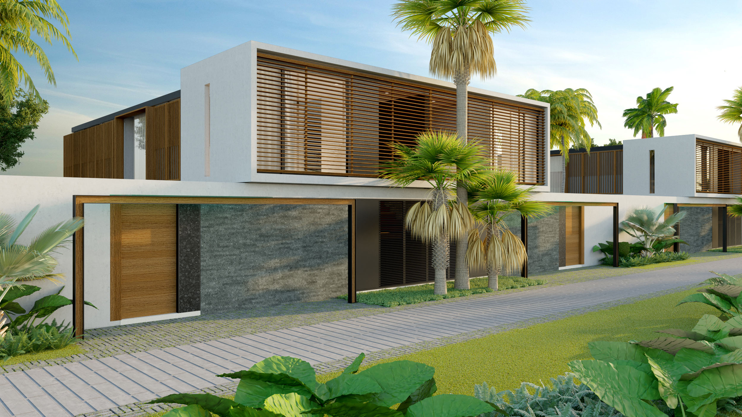 Projects Photo/PQ Residence/villa-c-3-bed-street-view