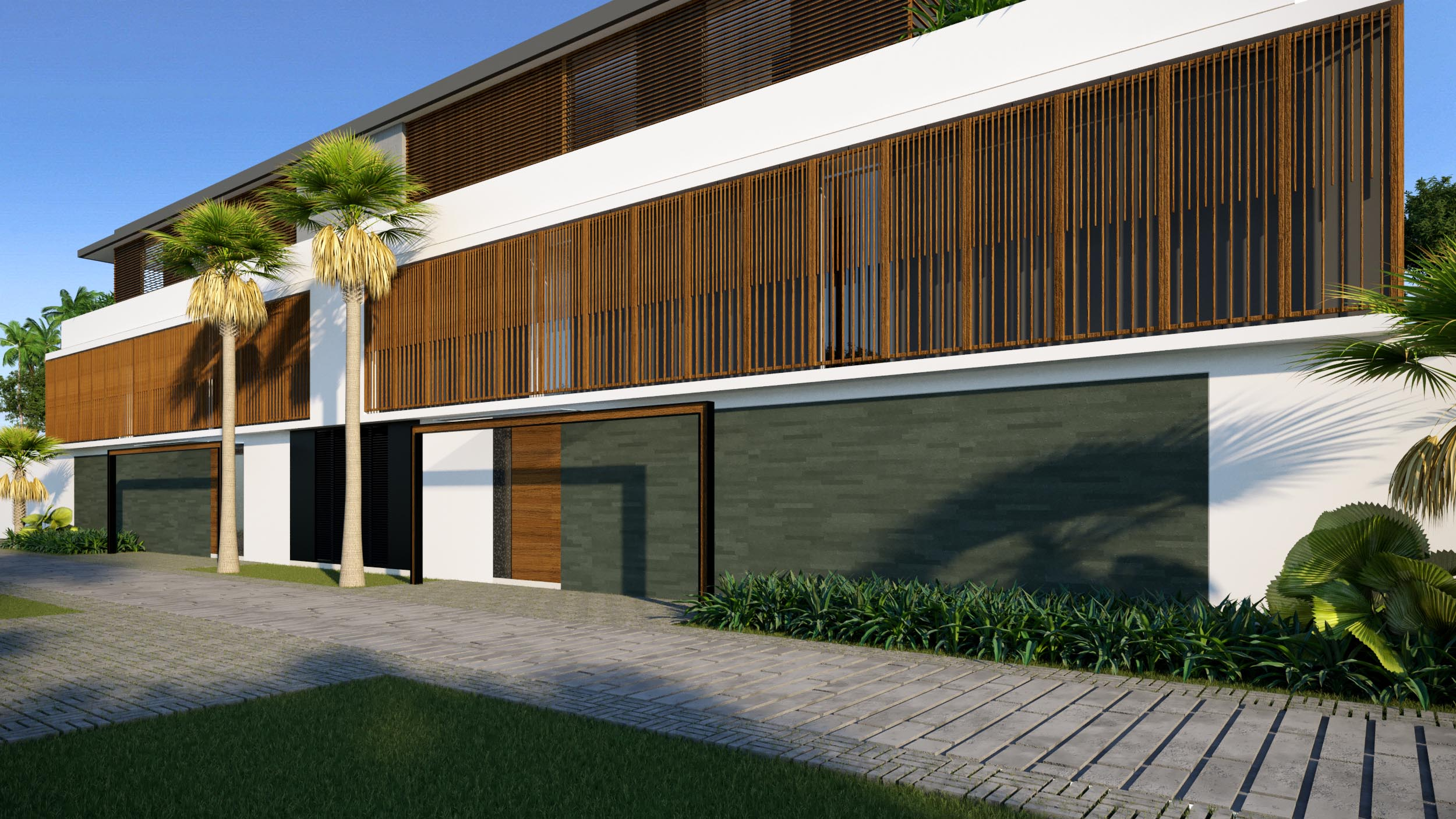 Projects Photo/PQ Residence/villa-d-street-view
