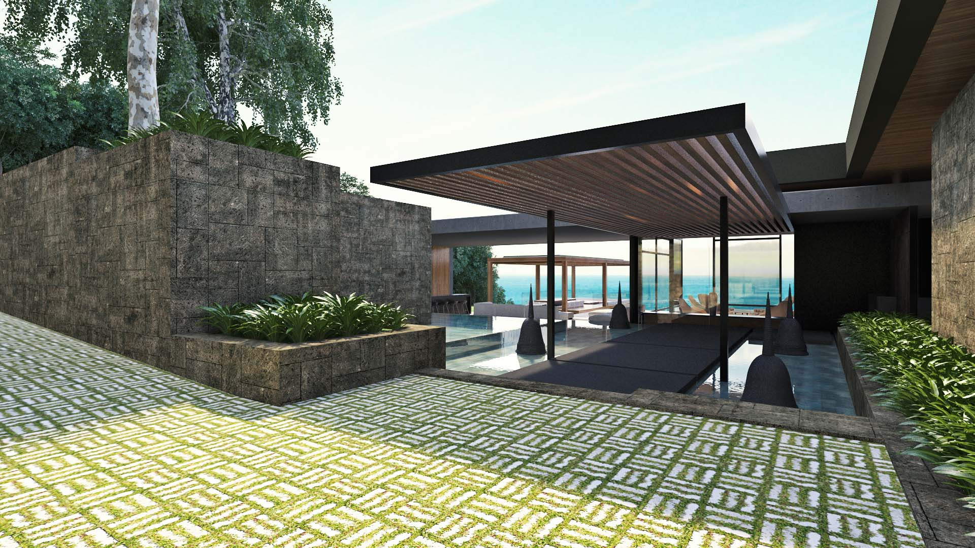 Projects Photo/Private Resort Cape Mayavee/villa2-view-5