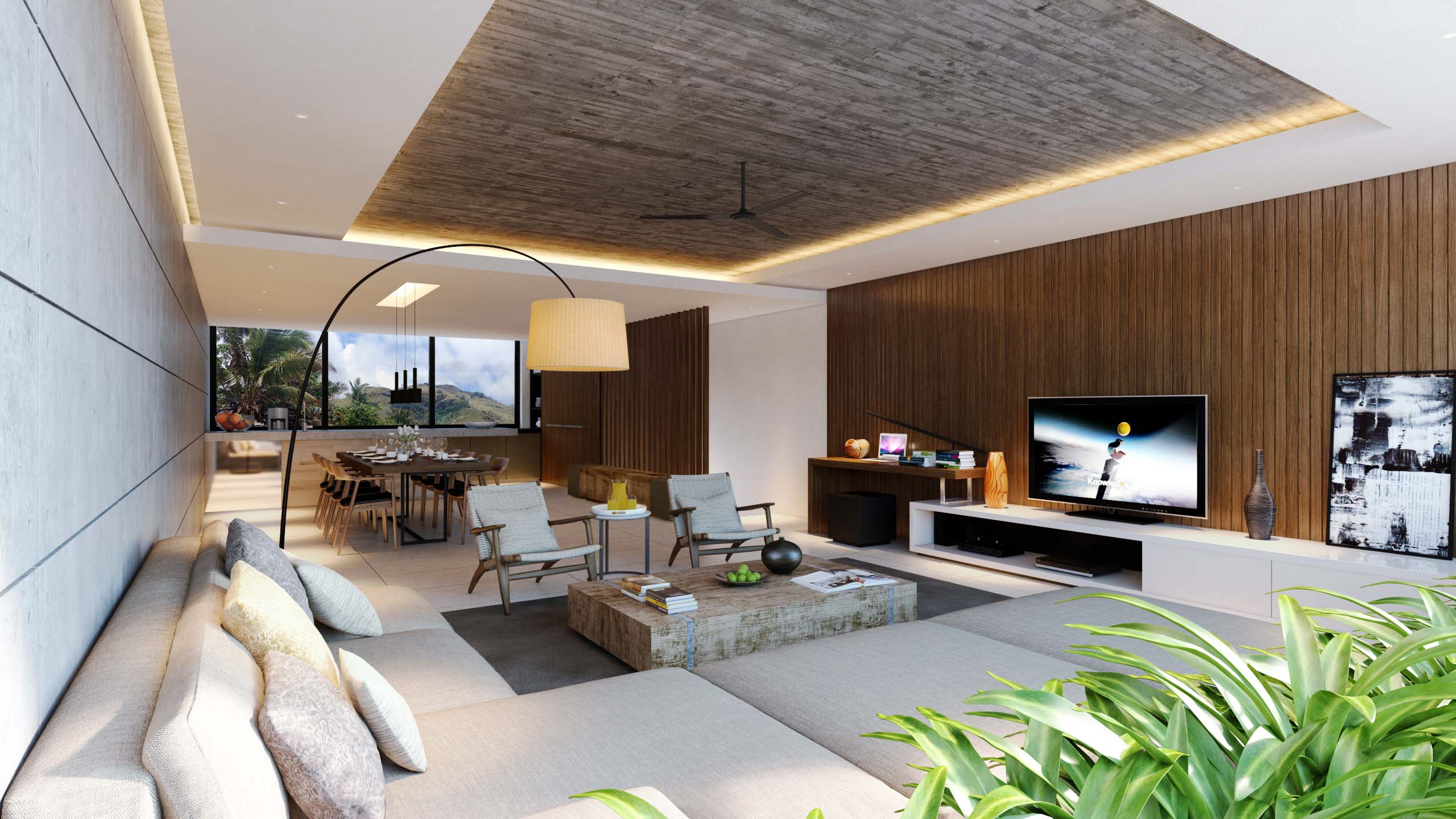 Projects Photo/Selong One80/duplex-living-1