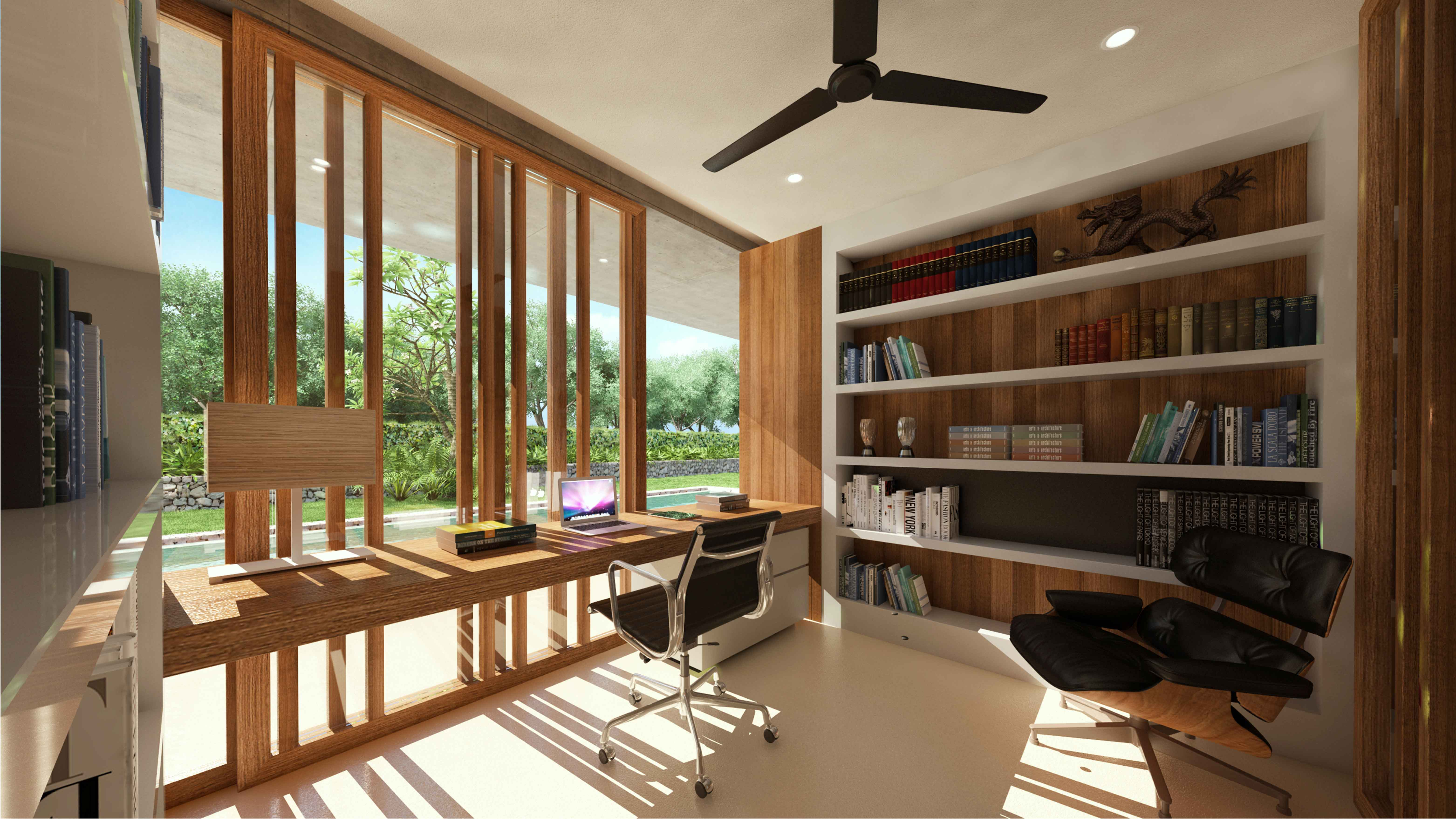 Projects Photo/Sunplay Lifestyle Bangsaray Thailand/sunplay-lifestyle-study-room