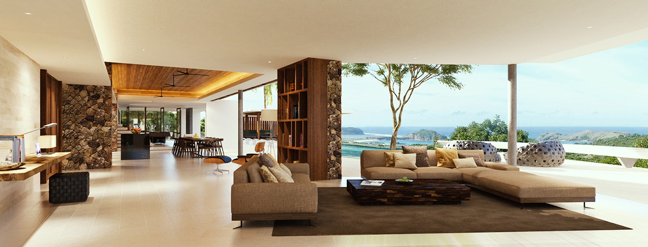 Projects Photo/Tanjung Ocean View TOV Lombok/view-3