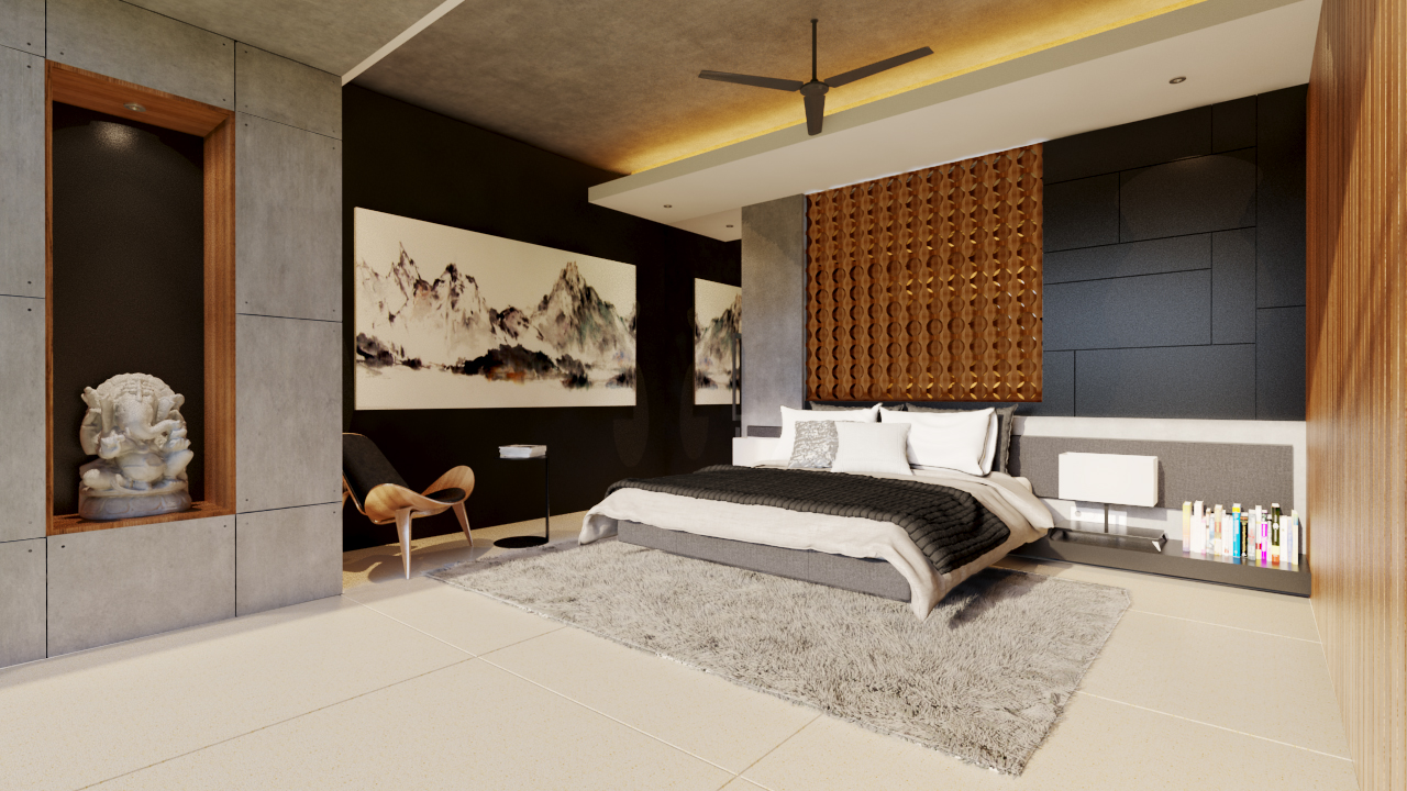 Projects Photo/Villa in Cheong Mon (Arno's)/bedroom