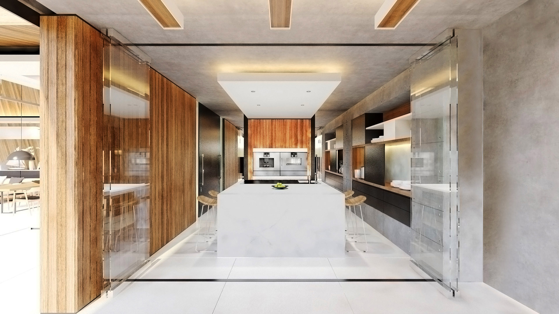 Projects Photo/Villa in Cheong Mon (Arno's)/kitchen