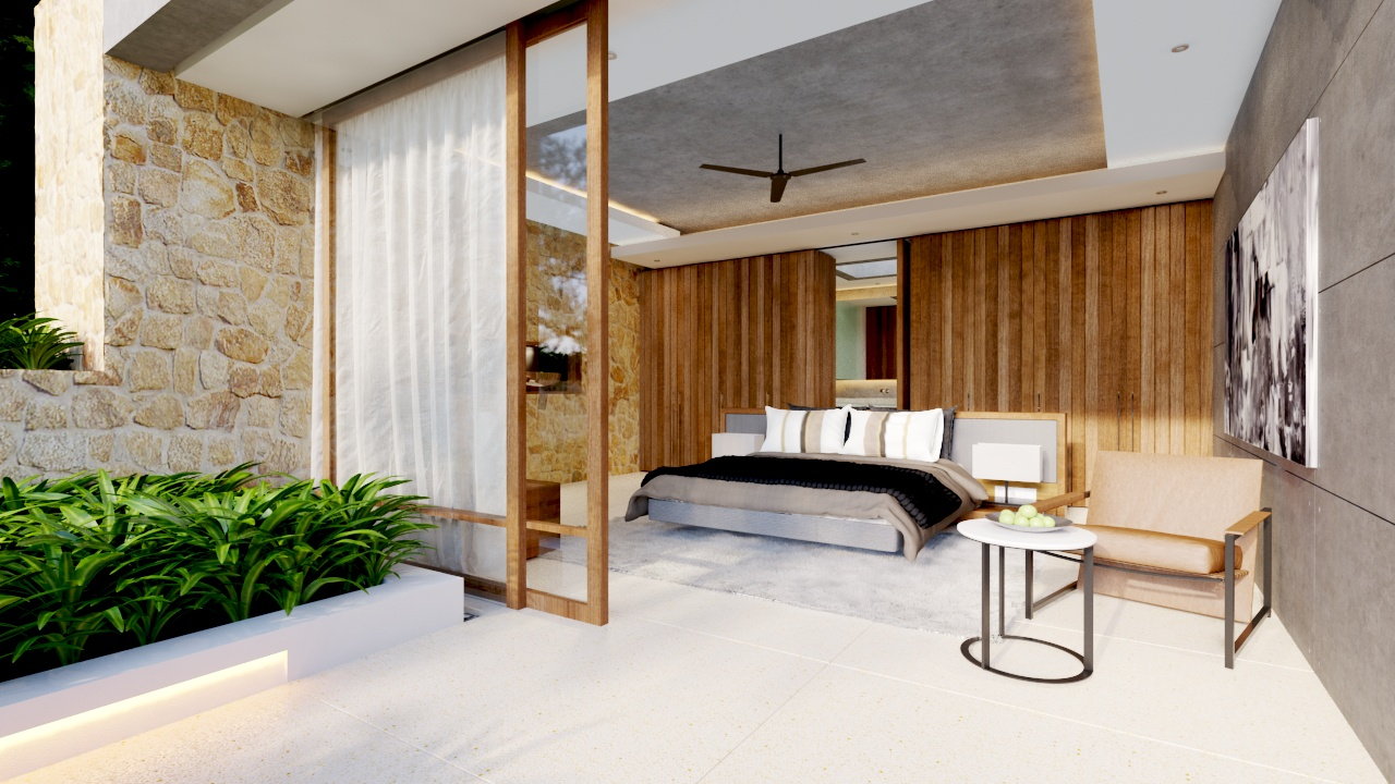Projects Photo/Villa in Cheong Mon (Arno's)/master-bedroom-2-